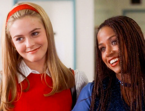 Cher and Dionne