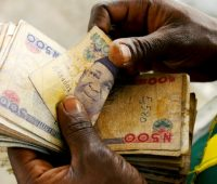 Nigeria's falling currency