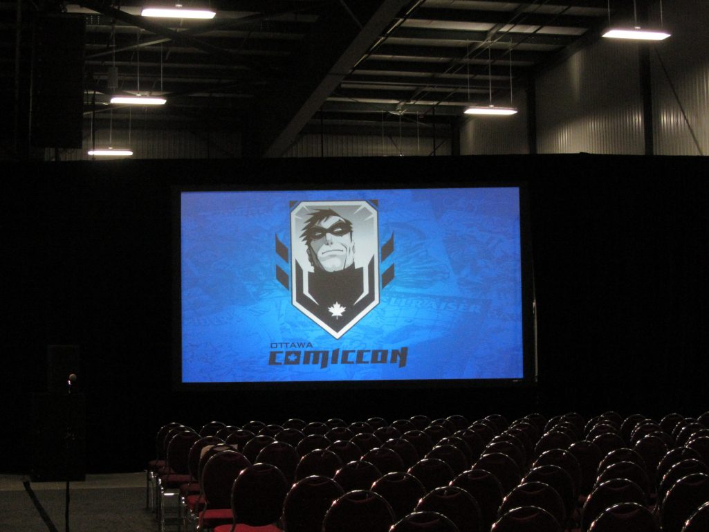 Main Hall - Ottawa Comiccon