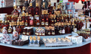 Maple Syrup at Byward Market