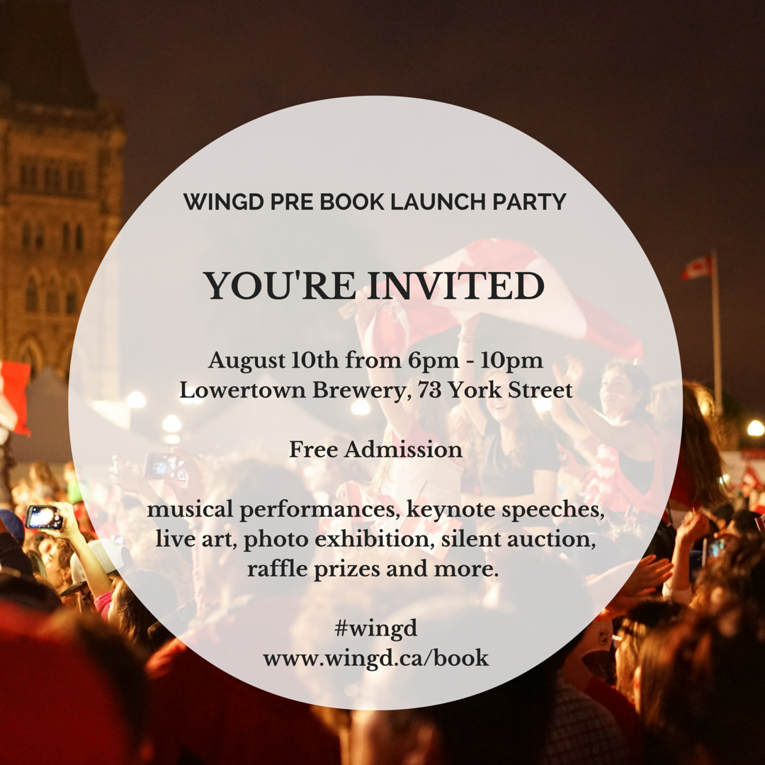 wingd book launch party