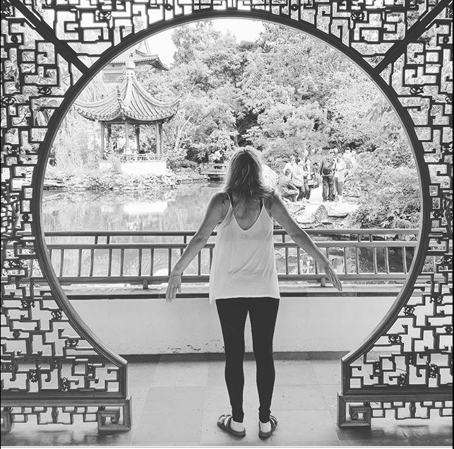 Gate of Heaven at The Dr. Sun Yat-Sen Chinese Classical Garden