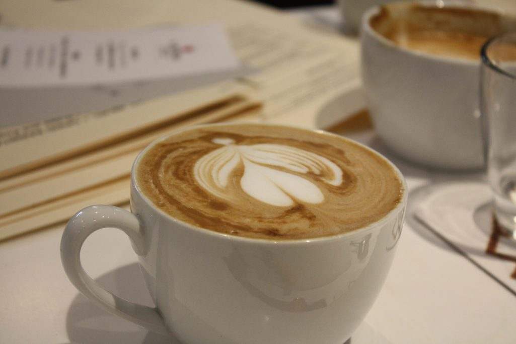 Andaz Barista Competition
