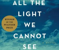 Book review, All the Light We Cannot See, Anthony Doerr, Pulitzer Prize for Fiction, Carnegie Medal for Excellence in Fiction, C.S. Lewis, World War II