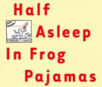 Book review, Half Asleep in Frog Pajamas, Tom Robbins, Jay McInerney, Bright Lights, Big City, Another Roadside Attraction, Seattle, Rolling Stone magazine, SPAM