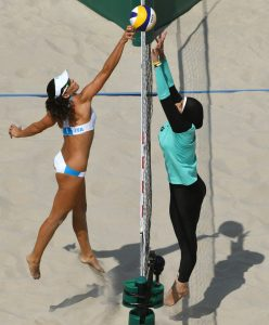women's beach volleyball olympics 2016 egypt germany