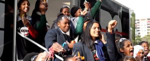 south africa teenage girls stem project