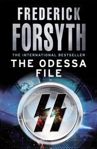 the odessa file ultimate holiday reading list