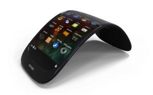 flexible electronics smart phone