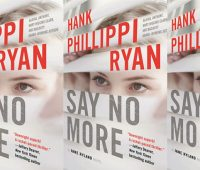 Book review, Say No More, Jane Ryland, Hank Phillippi Ryan, Oscar Wilde, Boston, Agatha Award, Mary Higgins Clark Award, Library Journal Best Books