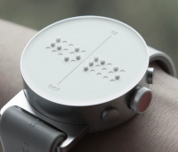 braille smart-watch