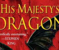Book review, His Majesty's Dragon, Naomi Novik, Simon Vance, Temeraire, Will Laurence, Tolkien