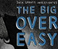 Book review, The Big Over Easy, Jasper Fforde, Wodehouse Prize, Sunday Telegraph, G.K. Chesterton